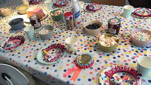 Zeer Een kinderfeestje organiseren - Studio Kinderfeestje @FS66